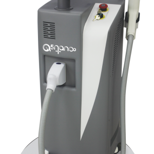 Q switch Nd: YAG laser