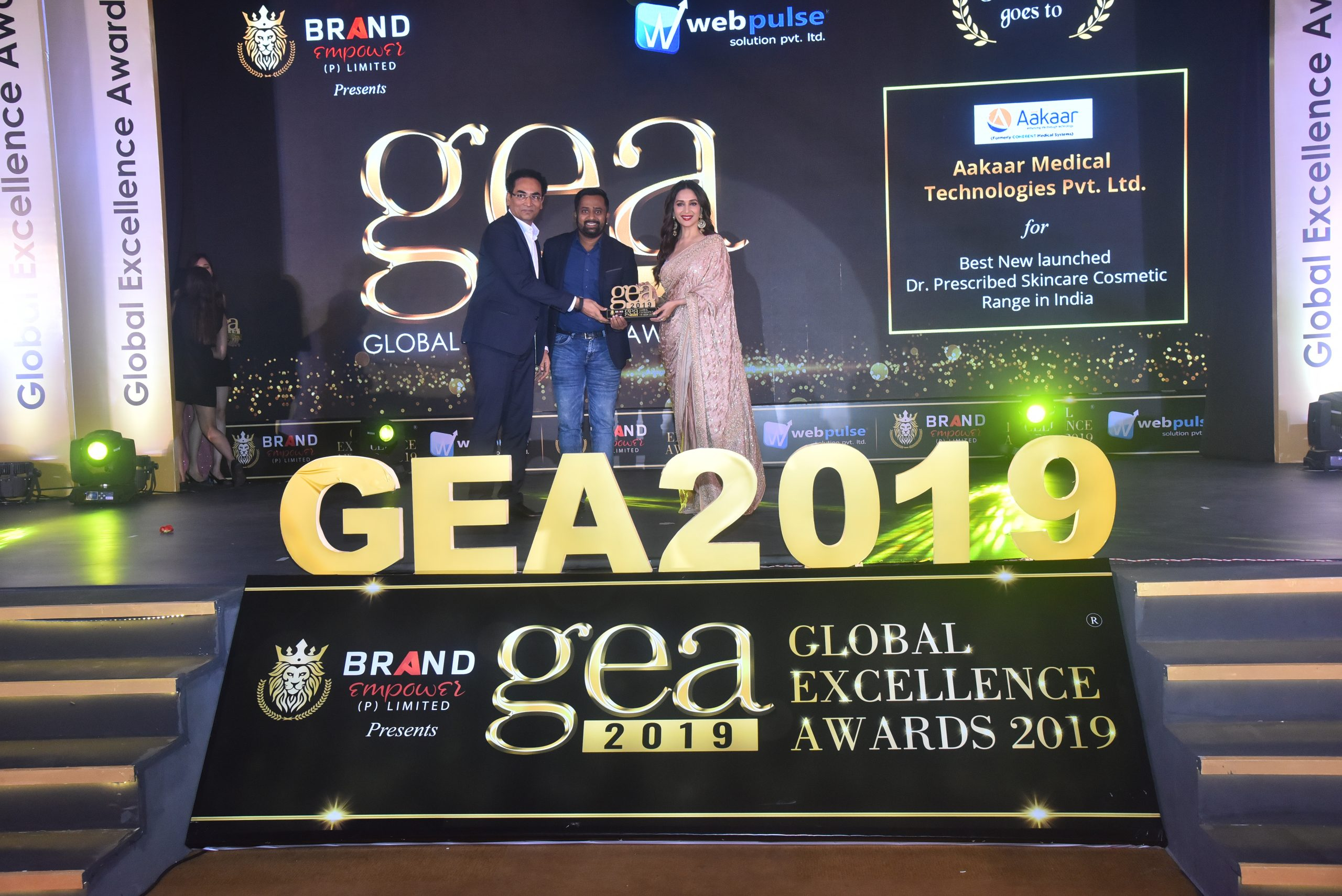 GEA award to Tubelite