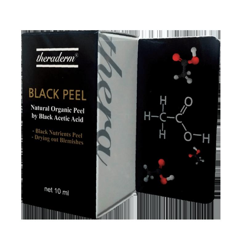 Theraderm Black Peel