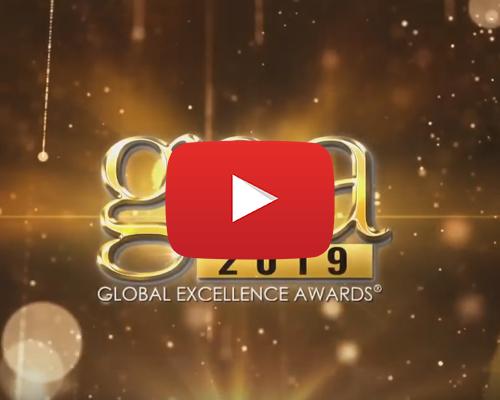 TUBELiTE won GLOBAL EXCELLENCE AWARDS