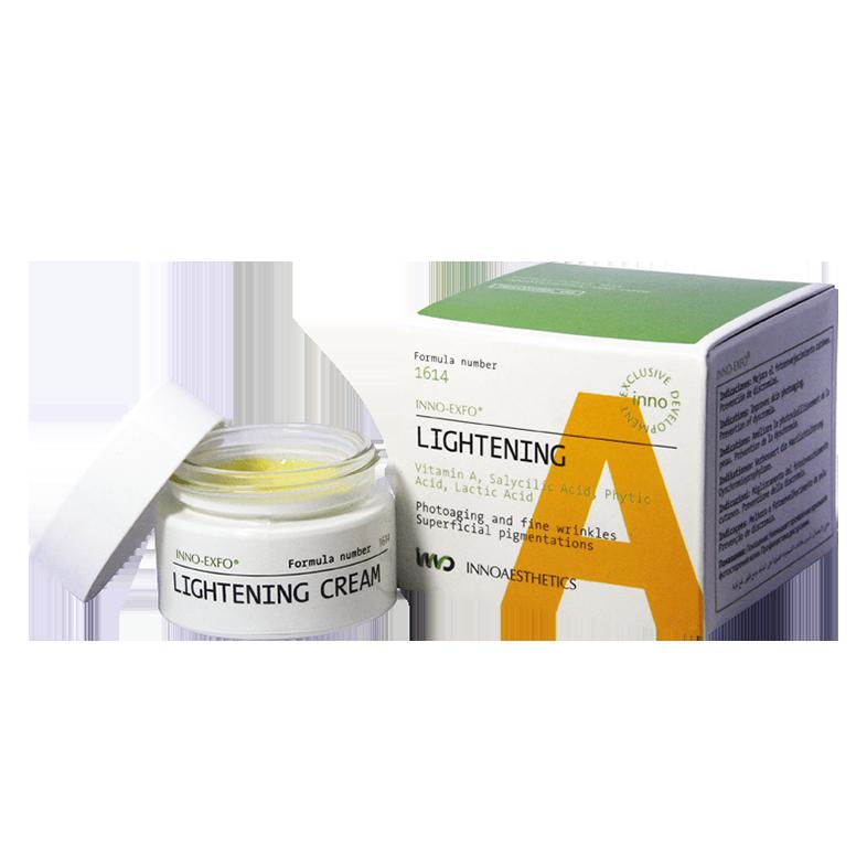Inno Exfo Lightening cream