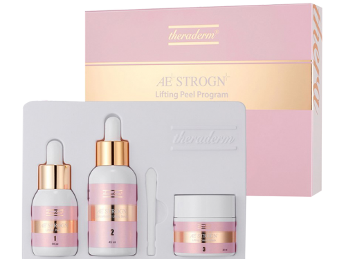 Theradem Pink Peel Kit