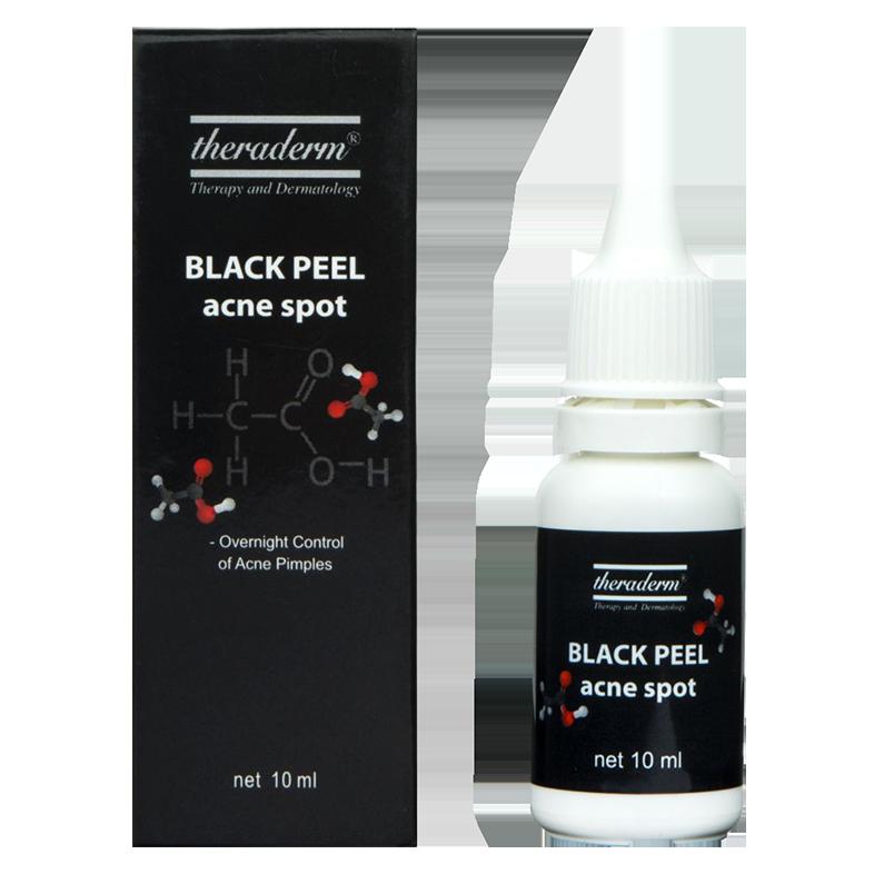 Theraderm-Black-Peel-Acne-Spot