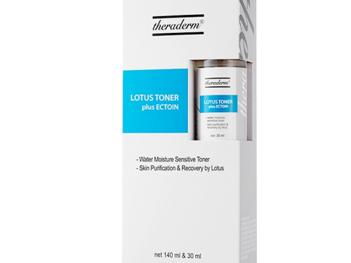 Theraderm Lotus Toner plus Ectoin