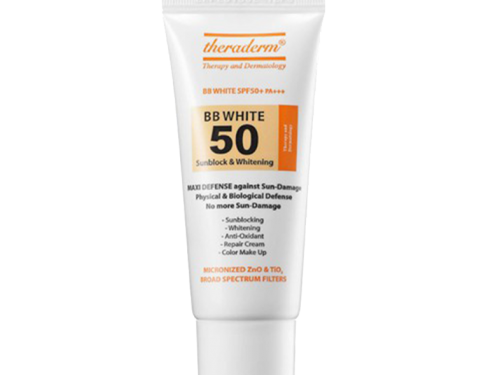 Thermaderm BB White SPF 50 Moisturizer