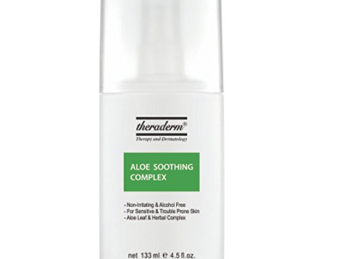 Theraderm Aloe soothing complex